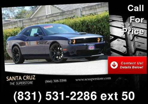 2017 Dodge Challenger R/T 2D Coupe for sale in Santa Cruz, CA