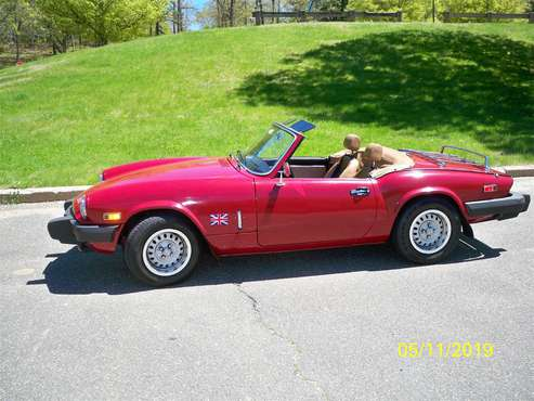 1980 Triumph Spitfire for sale in Holyoke, MA