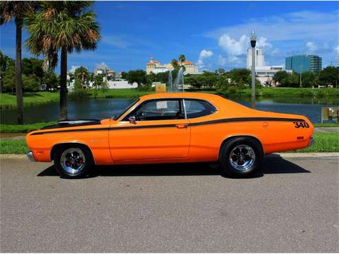 1970 Plymouth Duster for sale in Clearwater, FL