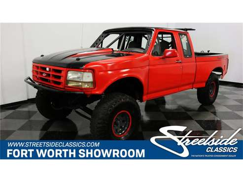 1995 Ford F150 for sale in Ft Worth, TX