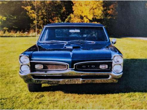 1967 Pontiac GTO for sale in Doylestown, OH