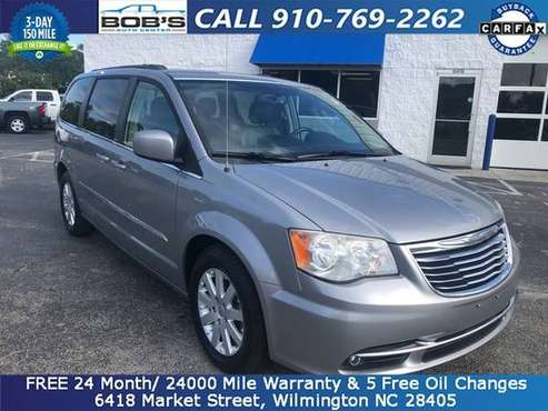 2013 CHRYSLER TOWN & COUNTRY TOURING Free CarFax for sale in Wilmington, NC