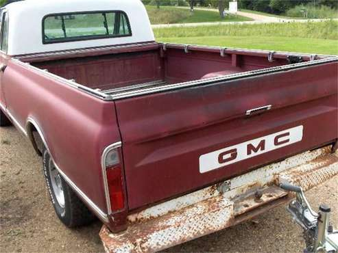 1967 GMC 1500 for sale in Cadillac, MI