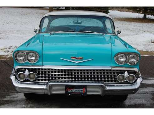 1958 Chevrolet Impala for sale in Rogers, MN