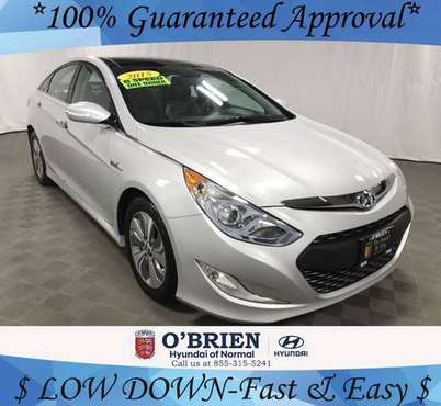 2015 Hyundai Sonata Hybrid -NOT A Pre-Approval! for sale in Bloomington, IL