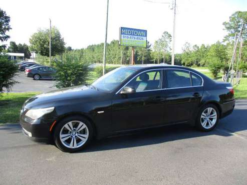 2010 BMW 5 SERIES 528I for sale in Clayton, NC