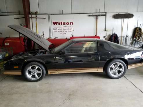1984 Chevrolet Camaro Z28 for sale in Billings, MT