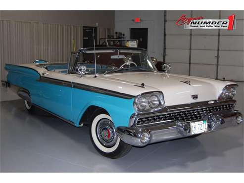 1959 Ford Skyliner for sale in Rogers, MN