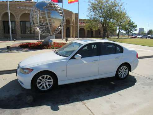 >>> $1,000 DOWN *** 2007 BMW 328i *** GREAT CAR !!! for sale in Lubbock, TX