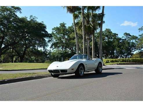 1975 Chevrolet Corvette for sale in Clearwater, FL
