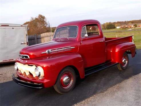 1952 Ford F1 for sale in Knightstown, IN