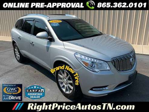 2015 BUICK ENCLAVE *3rd ROW SEATS*Leather*Back-Up Camera*GREAT DEAL ** for sale in Sevierville, NC