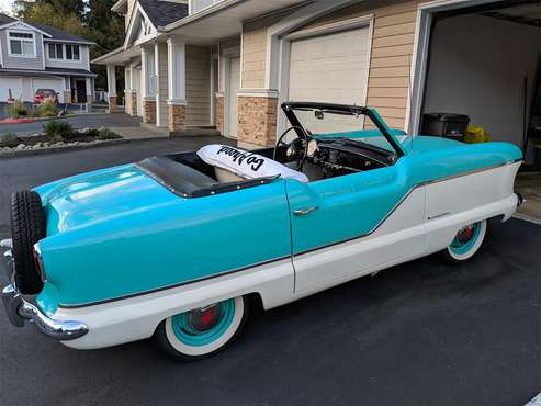 1959 Nash Metropolitan for sale in Snohomish, WA