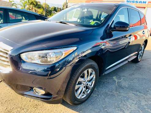 2015 Infinity QX60-Rare Dark Blue,7 passenger,ONLY 34,000 miles!!!! for sale in Santa Barbara, CA