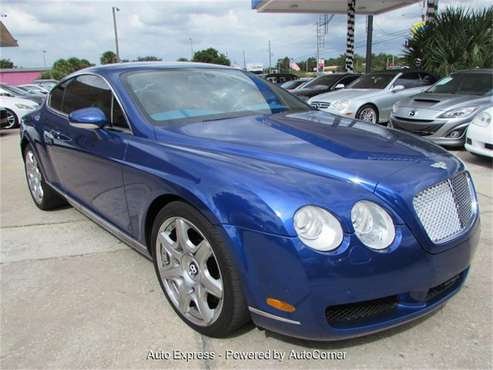 2007 Bentley Continental for sale in Orlando, FL