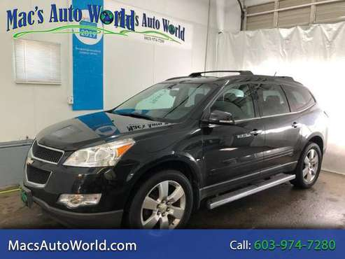 2011 Chevrolet Traverse LT AWD for sale in Plaistow, NH