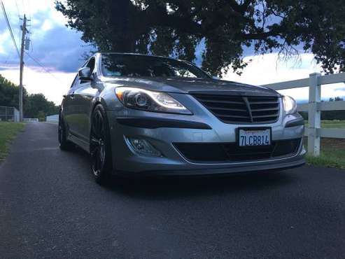 HYUNDAI GENESIS 5.0 R-SPEC for sale in Redding, CA