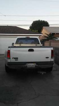 2000 F350 2WD CREW CAB SUPER DUTY DIESEL DUELLY for sale in Downey, CA