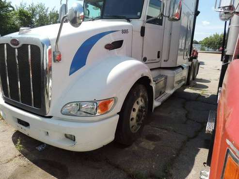 2012 Peterbilt 386 T/A Sleeper RTR#9063946-01 for sale in Forest Park, GA