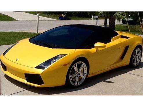2007 Lamborghini Gallardo for sale in Long Island, NY
