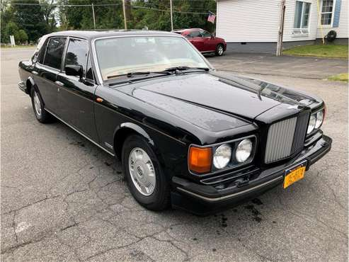 1993 Bentley Brooklands for sale in Saratoga Springs, NY