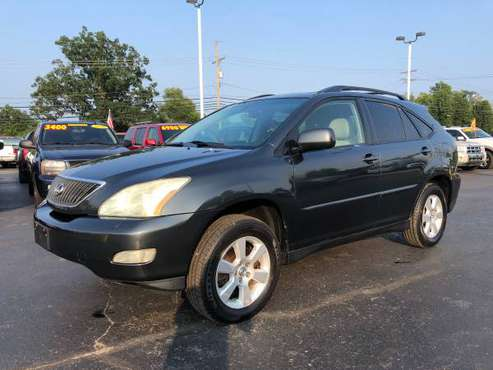 Great Price! 2004 Lexus RX 330! AWD! Loaded! for sale in Ortonville, MI
