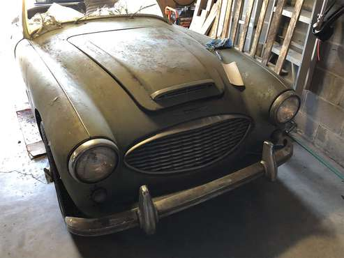 1961 Austin-Healey 3000 for sale in Birmingham, AL