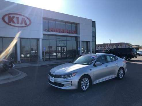 2016 Kia Optima EX - sedan for sale in Firestone, CO