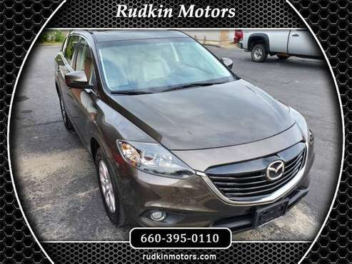 2015 Mazda CX-9 Touring AWD for sale in Macon, MO