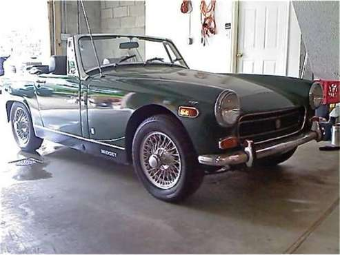 1970 MG Midget for sale in Cadillac, MI