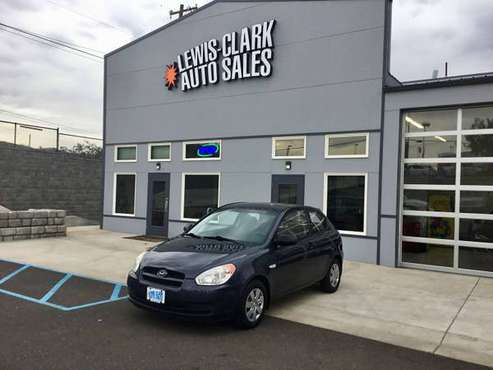 2008 HYUNDAI ACCENT GS HATCHBACK for sale in LEWISTON, ID