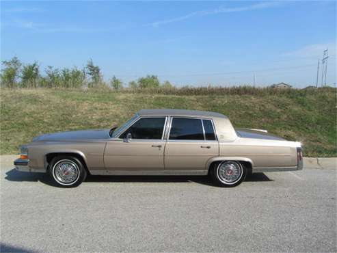 1986 Cadillac Fleetwood Brougham for sale in Omaha, NE