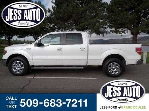 2014 Ford F-150 Truck F150 Lariat Ford F 150 for sale in Grand Coulee, WA
