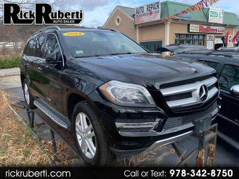 2014 Mercedes-Benz GL-Class 4MATIC 4dr GL450 - cars & trucks - by... for sale in Fitchburg, MA