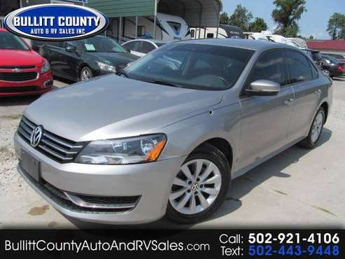 2014 Volkswagen Passat 4dr Sdn 2.5L Auto Wolfsburg Ed *Ltd Avail* -... for sale in Shepherdsville, KY