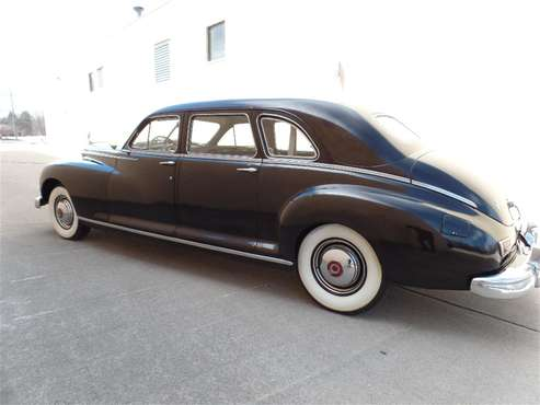1946 Packard Clipper Super for sale in Clinton Township, MI