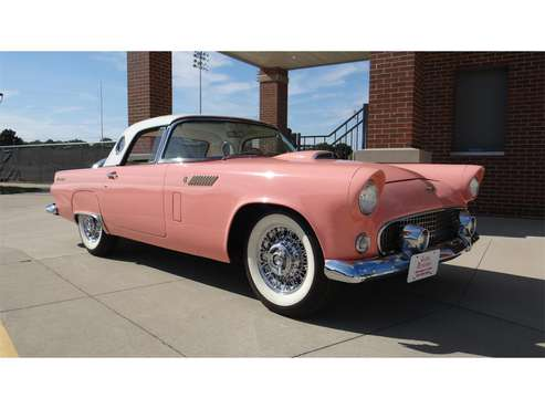 1956 Ford Thunderbird for sale in Davenport, IA