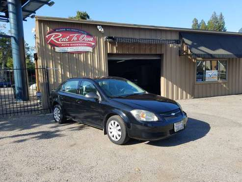 2010 Chevrolet Cobalt *Rent 2 Own*Absolutely No Credit Check!*$299/mo. for sale in Modesto, CA