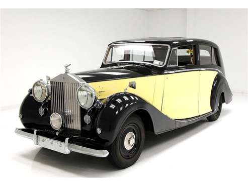 1949 Rolls-Royce Silver Wraith for sale in Morgantown, PA