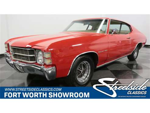1971 Chevrolet Malibu for sale in Ft Worth, TX