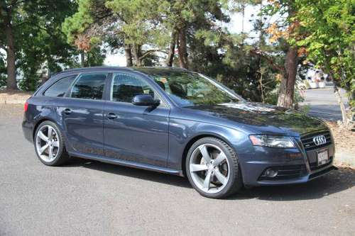 2012 Audi A4 Avant quattro 2.0T Prestige S-Line - LOADED, 68k mi, RARE for sale in Portland, WA