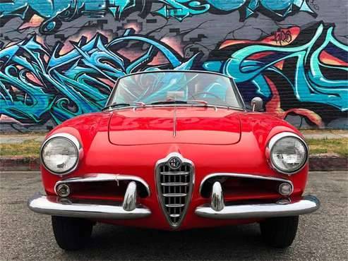 1961 Alfa Romeo Giulietta Spider for sale in Los Angeles, CA