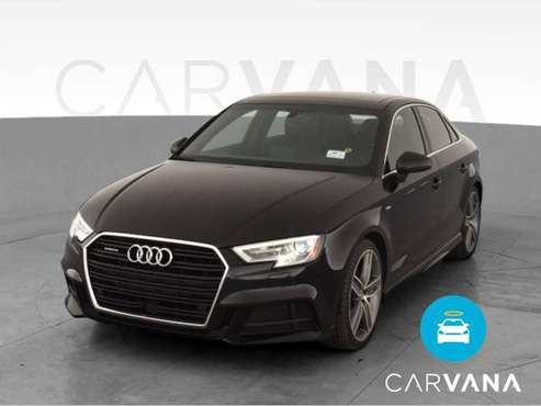 2017 Audi A3 Premium Plus Sedan 4D sedan Black - FINANCE ONLINE -... for sale in Atlanta, CA