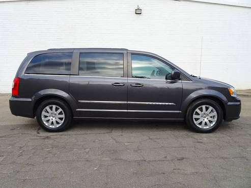 Chrysler Town & Country Touring Leather DVD Player And Rear Air Cheap for sale in Boone, NC