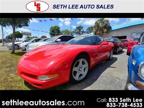 1997 Chevrolet Corvette for sale in Tavares, FL