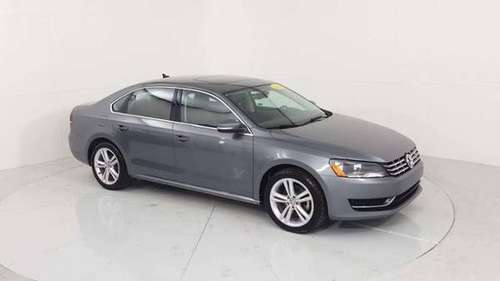 2014 Volkswagen Passat Diesel VW 4dr Sdn 2.0L DSG TDI SE w/Sunroof Sed for sale in Salem, OR