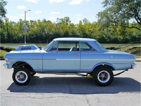 1963 Chevrolet Nova for sale in Alsip, IL