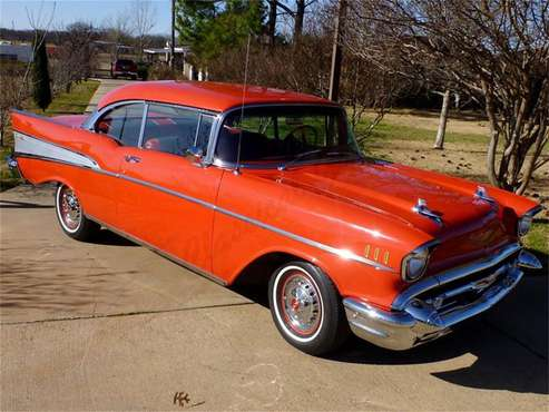 1957 Chevrolet Bel Air for sale in Arlington, TX