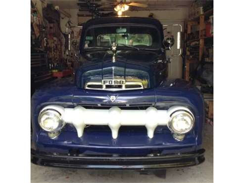 1951 Ford F1 for sale in Cadillac, MI