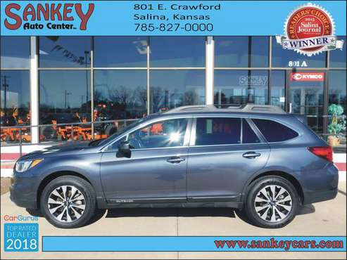 2017 Subaru Outback Limited 2.5i for sale in Salina, KS